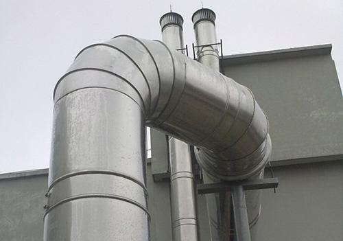 不锈钢保温烟囱