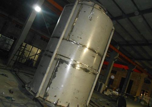 不锈钢保温烟囱厂家