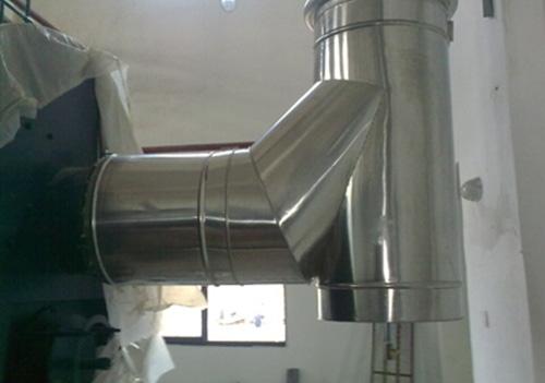 不锈钢保温烟囱供应商