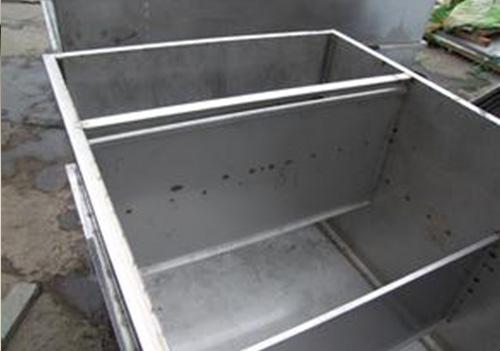 斜板式隔油器