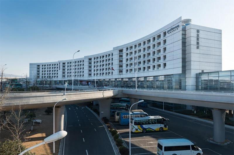 南京禄口机场铂尔曼酒店(烟囱)