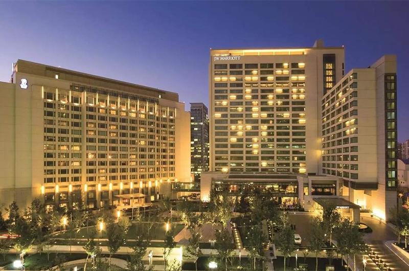 北京万豪酒店(污衣井)