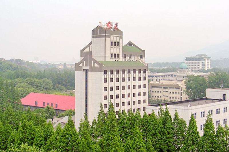 南京榴园宾馆(烟囱)
